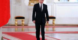 Путин и коронавирус